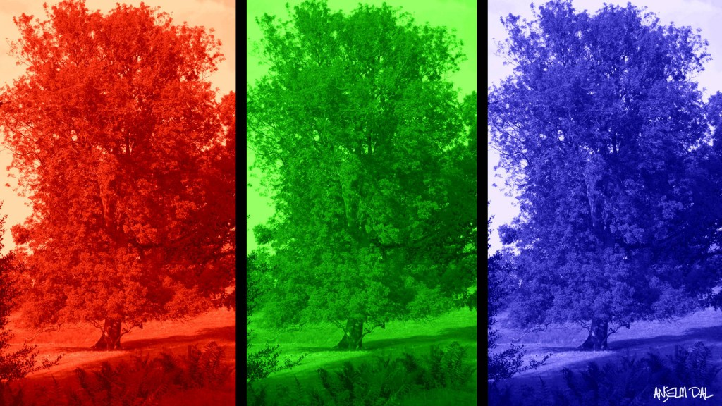 RGB-Baum